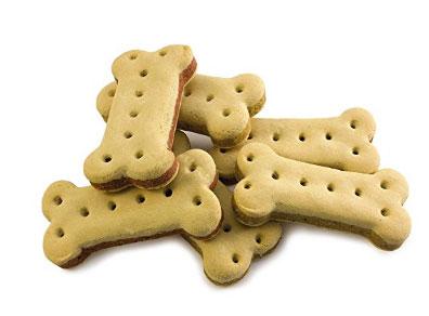 galletas de huesos